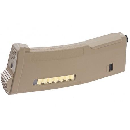 Cargador M4/SCAR/HK416 PTS Next generation DE 30/120bbs