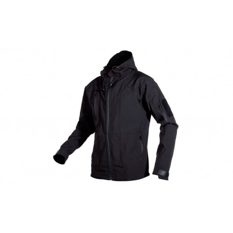 Softshell Aiden Black
