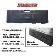 Maletin arma llarga Modelo 2097