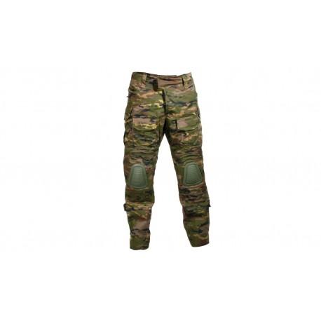 Pantalon Boscoso con rodilleras Delta Tactics