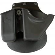 Portagrillete + cargador polimero para H&K y Glock