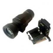 Visor 3X magnificador flip up