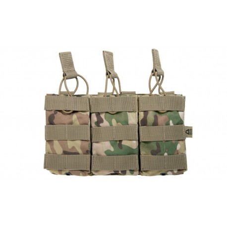 Funda Cargador triple M4 Multicam