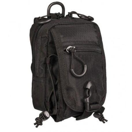 Bolsa negra pequeña para utensilios HEXTAC