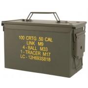Caja municion calibre 50mm M2A1 nueva