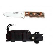 Cuchillo MT-5 A.MOVA Mango Micarta Naranja/Negro
