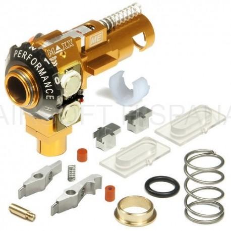 MAXX MODEL ME PRO CNC Hopup unit for M4 AEG w/ LED
