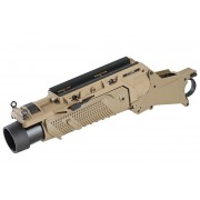 Lanzagranadas para SCAR MK13 EGLM Dark Earth