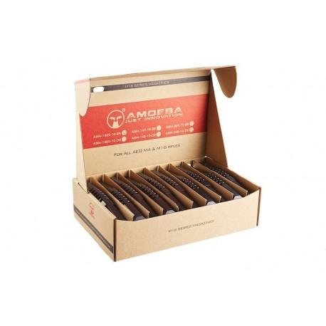 Cargador Amoeba 140bbs Class S Caja 10 uds