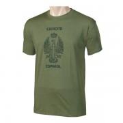 Camiseta Ejercito Verde