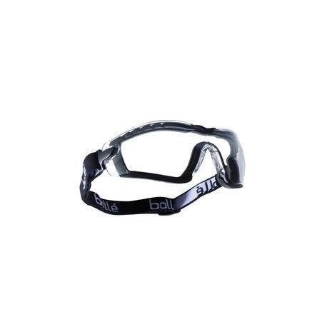 Gafas Cobra clear ASAF Platinium Bolle