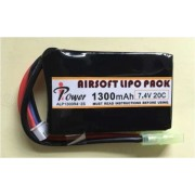 Bateria 7,4v 1300mAh IPower 20C mini