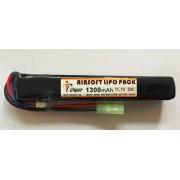 Bateria 11,1v 1300mAh IPower 20C tubo