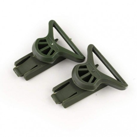 Goggle Swivel clips 36mm OD
