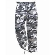 Pantalon mimetizado urbano