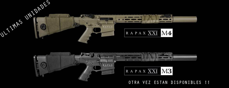 RAPAX XXI M3 - M4