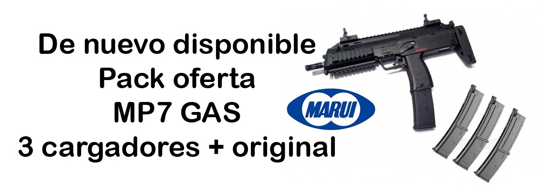Mp7 Gas Tokyo Marui