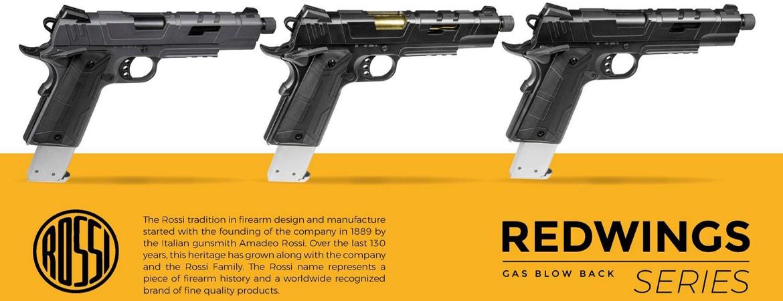 Pistolas Rossi