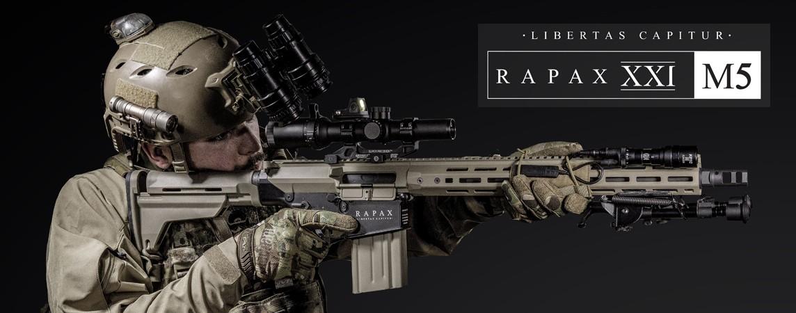 RAPAX XXI M5
